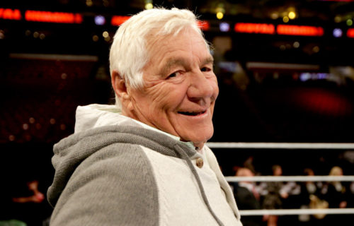 Pat Patterson has passed away