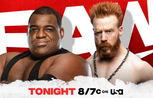 WWE Raw results December 28, 2020: Contenders Clash