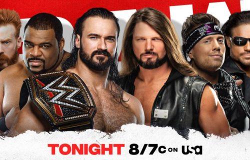 WWE Raw results December 21, 2020: Monday Night Street Fight