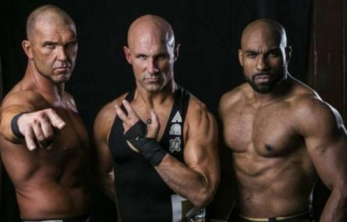 SCU could be disbanding in AEW