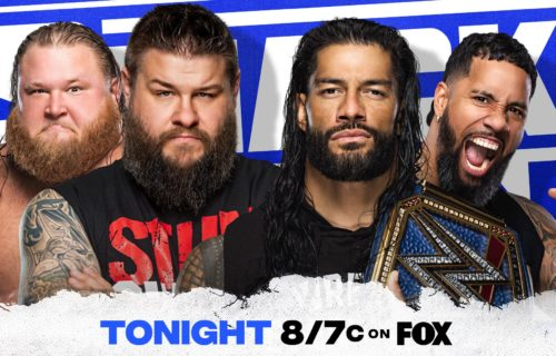 WWE SmackDown results December 04, 2020: Roman answers Owens