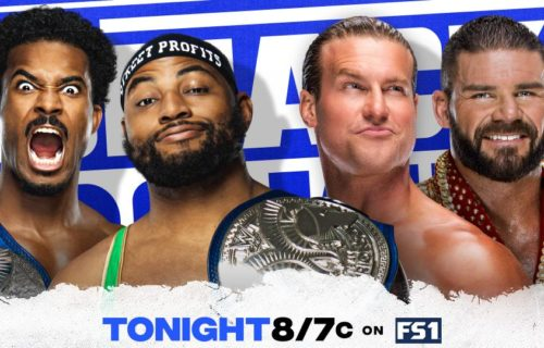 WWE SmackDown results December 18, 2020: Tag Team Contention