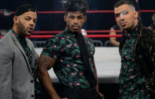 The Rascalz part of latest WWE Performance Center Class