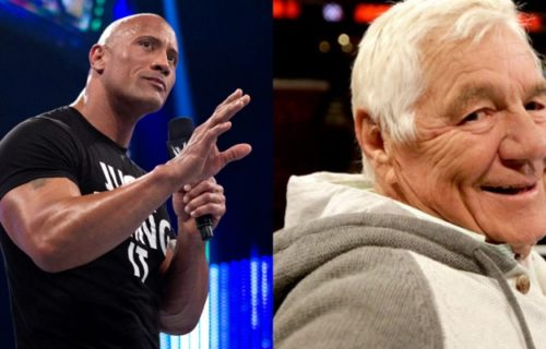 The Rock releases statement on the passing of Pat Patterson