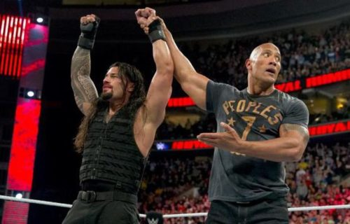 Jim Ross comments on potential match between Roman Reigns and The Rock