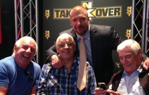 Triple H talks about the unparalleled legacy of Pat Patterson in WWE
