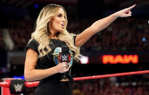 Trish Stratus reveals talks of potential coaching position in NXT