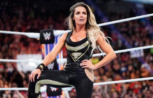 Trish Stratus Royal Rumble Spoiler Leaks