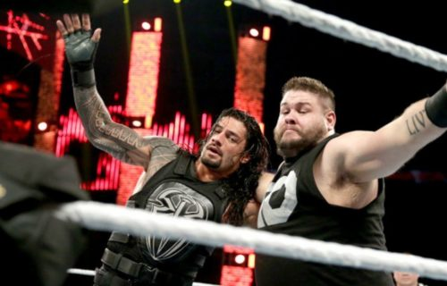 Kevin Owens admits to being jealous of Tribal Chief Roman Reigns