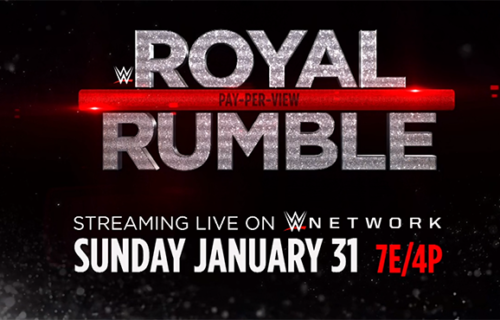 WWE could be changing Royal Rumble title match plans