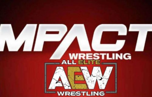 AEW not sure what partnership with Impact Wrestling could really mean