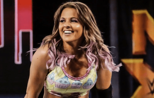 Candice LeRae gives an update on her NXT WarGames injury