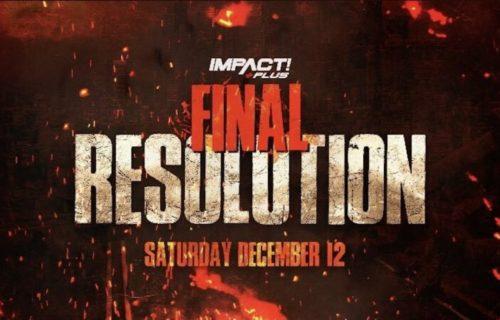 Shocking heel turn takes place at Impact's Final Resolution