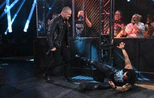 Karrion Kross returns to NXT