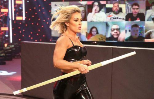 Mandy Rose makes RAW return this week