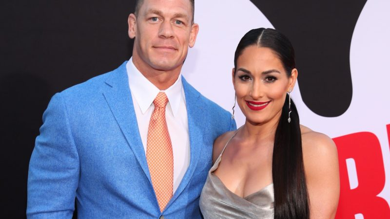Nikki Bella reveals if she congratulated John Cena on his wedding