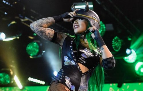 Shotzi Blackheart opens up about her being sexually assaulted as a high schooler