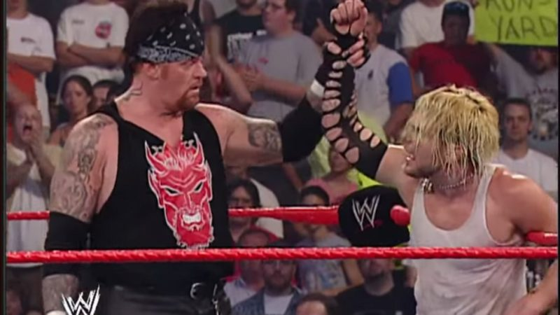 Jeff Hardy and The Undertaker