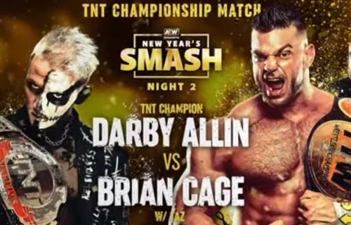 AEW Dynamite results January 13: New Year's Smash night two