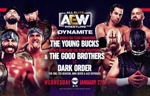 AEW Dynamite results January 27: Final show before Beach Break