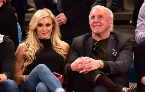 Charlotte Furious At Ric Flair After Pregnancy News