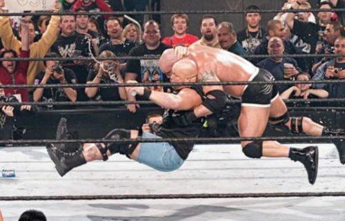Goldberg explains why he never wrestled 'Stone Cold' Steve Austin