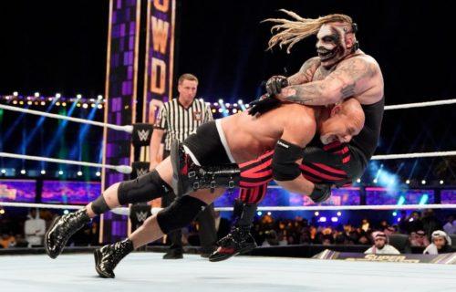 Goldberg should retire in House Burning Match vs The Fiend says John Cena Sr.