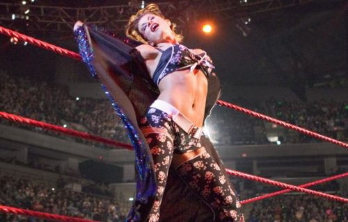 Candice Michelle explains why she did not appear for RAW Legends Night