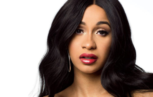 Cardi B and Lacey Evans have heated Twitter exchange