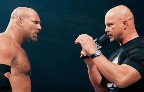 Stone Cold Steve Austin on fans confusing him for Goldberg