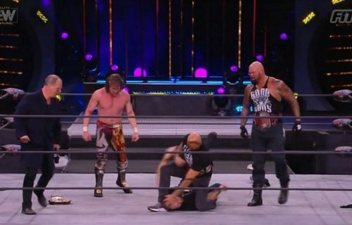 The Good Brothers appear on AEW Dynamite