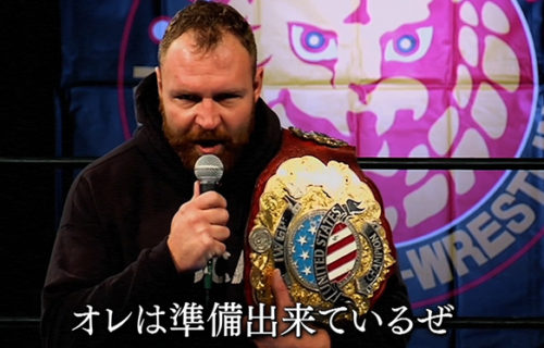 Jon Moxley shockingly appears at Wrestle Kingdom 15