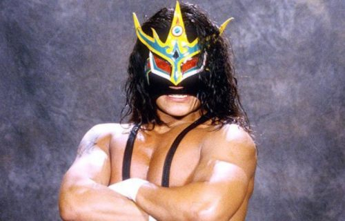 Juventud Guerrera blasts WWE for not inviting him to RAW Legends Night