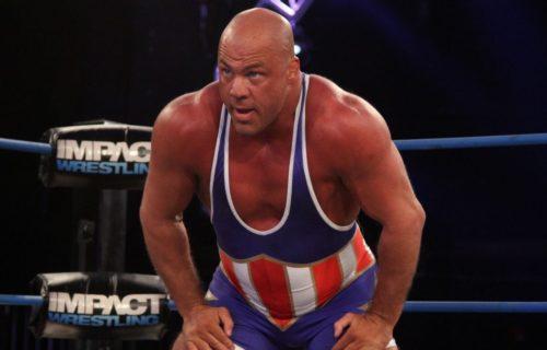 Kurt Angle 'Turns Down' WWE Before AEW Revolution