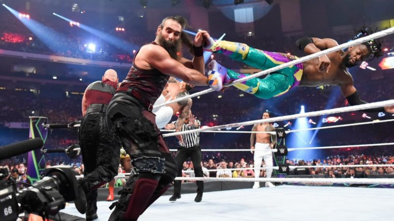 Luke Harper Bludgeon Brothers New Day WWE