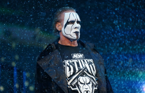 Sting Creative Control In AEW Detailed By Big Name