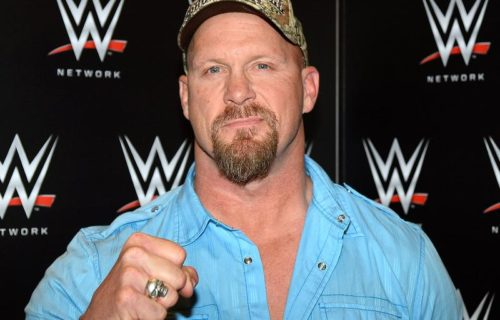 Steve Austin predicts who would win a match between him and The Rock