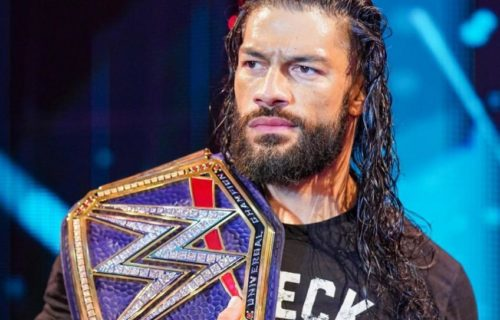 Roman Reigns Brings Back WWE Writer On Smackdown