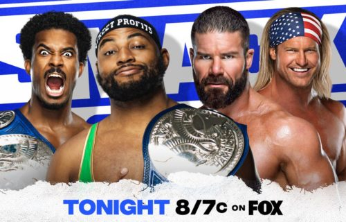 WWE SmackDown results January 08, 2021: Championship Challenges
