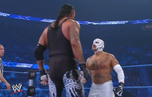 Rey Mysterio Reacts To Undertaker Refusing To Retire