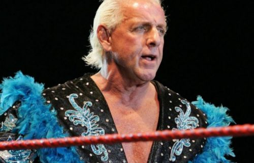 Ric Flair reveals the favorite moment of his wrestling career