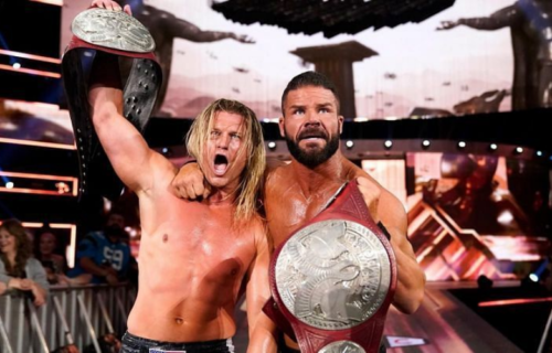 Robert Roode and Dolph Ziggler become SmackDown Tag Team Champions