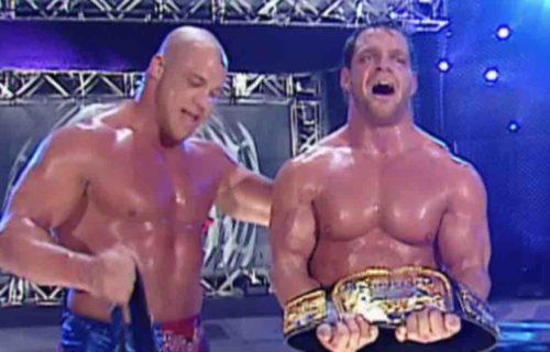 Kurt Angle Reveals The Next Chris Benoit