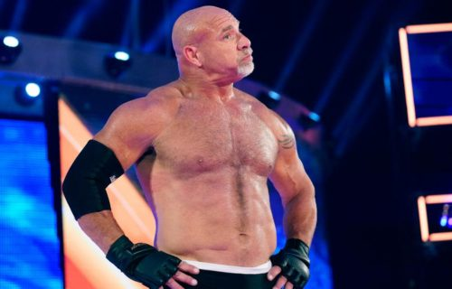 Dolph Ziggler takes a dig at WWE Hall-of-Famer Goldberg