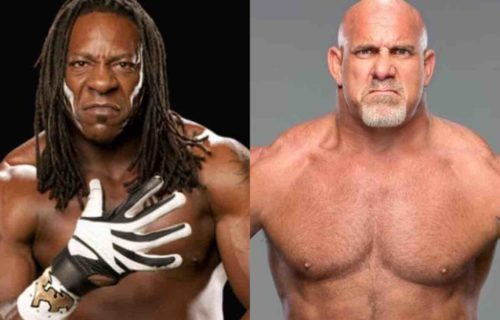 Booker T Reveals Why Goldberg Needs To Retire