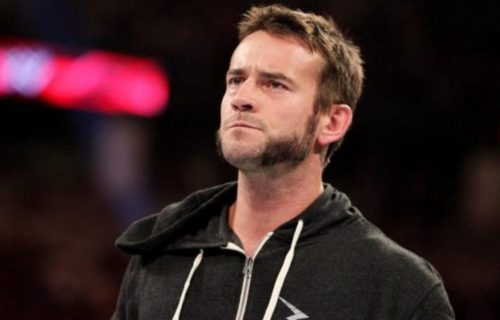 CM Punk 'Back In Ring' For WrestleMania Weekend