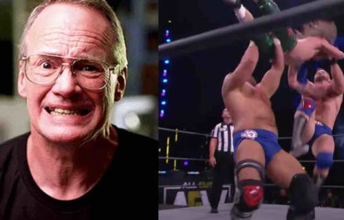 Jim Cornette 'Disgusted' By FTR Match: 'They're Dead'