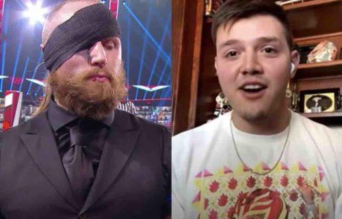 Dominik Mysterio Reacts To WWE Burying Aleister Black