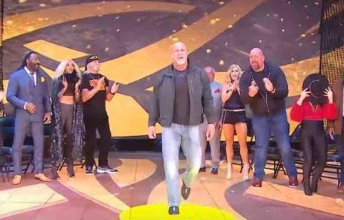 Hulk Hogan Was Set To Join Goldberg & Drew McIntyre Fight
