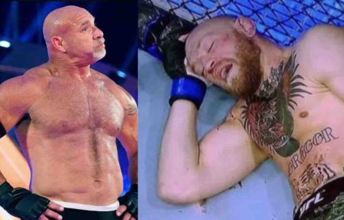 Goldberg Wanted Conor McGregor To Lose Fight